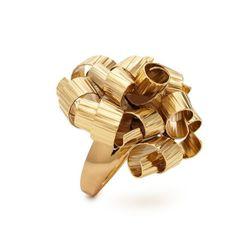 kate spade curling ribbon ring