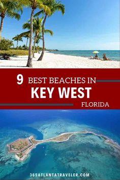 9 Sensational Key West Beaches (+ 3 Worth the Short Drive) – The Conch Republic … Visit Florida, Destin Florida, Florida Vacation, Florida Travel, Florida Beaches, Travel Usa, Clearwater Florida, Naples Florida, Beach Travel