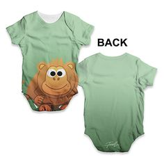 Fat Monkey Baby U...  Rock In Style With Twisted Envy creative Art, Personalised Gifts, funny t-shirts & more,     http://twistedenvy.com/products/fat-monkey-baby-unisex-all-over-print-baby-grow-bodysuit?utm_campaign=social_autopilot&utm_source=pin&utm_medium=pin
