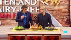 Stanley Tucci Shares His Classic Bolognese Recipe: Actor Stanley Tucci explains how he uses rice pasta and goat cheese in the kitchen to keep his diet free of gluten and lactose.