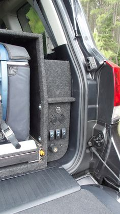 Custom Vehicle Fitouts & drawer systems for your ute or camper trailer. Pickup Camping, Truck Bed Camping, Jeep Camping, Camping Hacks, Suv Camper, Camper Trailers, Campers, Transit Camper, Subaru Legacy