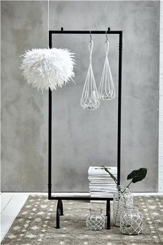 Beautiful glass lantern with hand-woven cotton to create a special atmosphere. Check out our range of Scandinavian inspired home decor & furniture. Home Design Decor, Design Your Home, Modern House Design, Modern Interior Design, Scandinavian Living, Scandinavian Interior, Home Decor Furniture, Furniture Making, Garden Lanterns