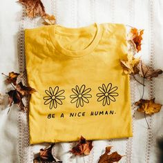 A Nice Human - Tee A Nice Human - Tee A Little More Kindness A Little Less Judgement - Eco Tee - Wholesome Culture Bee Kind - Tee - Wholesome Culture Mini Gardener Toddler Shirts Organic Kids Clothes Organic