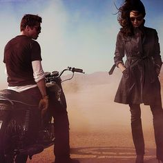 #DustRiders #Brad&Angelina