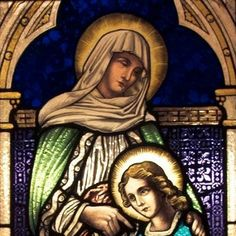 A PRAYER IN HONOUR OF THE BLESSED VIRGIN AND HER MOTHER, ST. ANNE