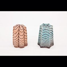 6/6 ceramic pieces