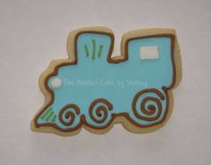 train cookie