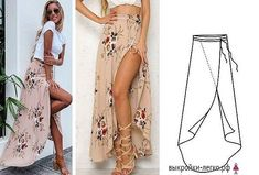 Amazing Sewing Patterns Clone Your Clothes Ideas. Enchanting Sewing Patterns Clone Your Clothes Ideas. Fashion Sewing, Diy Fashion, Fashion Outfits, Moda Fashion, Fashion Clothes, Dress Sewing Patterns, Clothing Patterns, Skirt Patterns, Coat Patterns