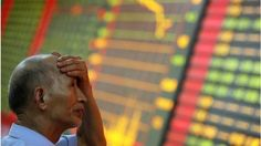 China stocks hit by credit crunch fears