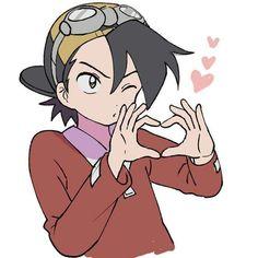 Pokemon W, Pokemon Manga, Gold Pokemon, Pokemon People, Pokemon Comics, Pokemon Fan Art, Pokemon Stuff, Pokemon Gold Character, Pokemon Game Characters