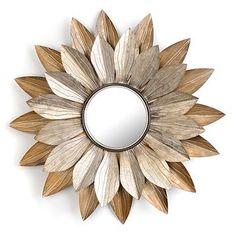 Audrey Flower Mirror, 32 in. at Kirkland's