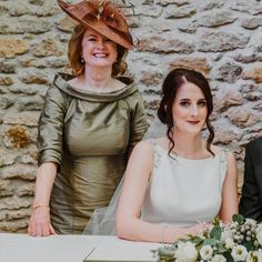 We love nothing more than helping our brides and their Mum's look and feel their best. It was a pleasure to make to this stunning olive green Mother of the Bride bespoke dress for lovely Dotty Groom Outfit, Prom Dresses, Wedding Dresses, Mother Of The Bride, Olive Green, Bespoke, Brides, Dresser, Daughter
