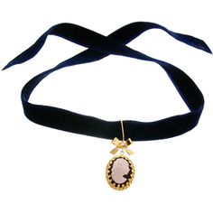 Bisou Bijoux Ariela Blue Velvet Choker (£100) ❤ liked on Polyvore featuring jewelry, necklaces, accessories, chokers, blue necklace, blue choker, choker jewelry, blue jewelry and blue choker necklace