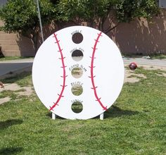 Oh Sew Sandy: Baseball Birthday Mania