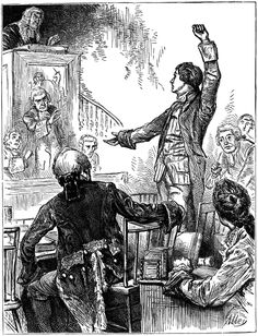 Speech in the virginia convention by patrick henry close up of patrick henry give me liberty or give me death fandeluxe PDF