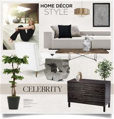 """Modern and Cozy"" by magdafunk on Polyvore"