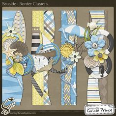 Beach Borders - Maybe for the cabin or Florida?