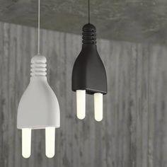 (73) Fancy - Plug Lamp by Propaganda
