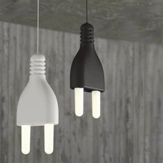 (73) Fancy - Plug Lamp by Propaganda
