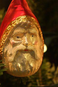 Santa ornament...