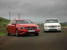 Mercedes B-Class - The Self Effacing Type of Family Model