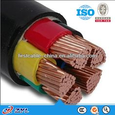 China Manufacture low voltage electrical wire and cable $0.1~$50