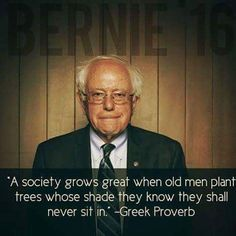 Bernie Sanders #feelthebern