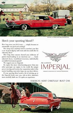 1960 Imperial LeBaron Four Door Southampton