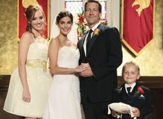 desperate housewives ♥ !  susan and mike wedding :)