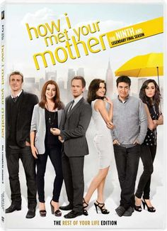 How I Met Your Mother - Press Release for 'The Whole Story' and 'The 9th and Legendary Final Season'
