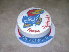 Rock Chalk Jayhawk Go KU! I love this and want someone to make it for me.