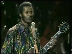 Chuck Berry Live 1972 ~ My Ding-a-Ling - I loved this song when it came out and still do.