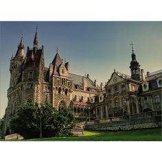 Pixdaus, page 8 of tagged as poland photos ❤ liked on Polyvore featuring backgrounds, house, castles, pictures and places