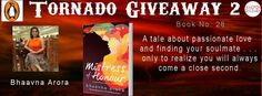 A tale about passionate love and finding your soulmate . . . only to realize you will always come a close second. #TornadoGiveaway #thebookclub