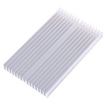 100*60*10mm DIY Cooler Aluminum Heatsink Grille Shape Radiator Heat Sink Chip for IC LED Power Transistor    100*60*10mm DIY Cooler Aluminum Heatsink Grille Shape Radiator Heat Sink Chip for IC LED Power Transistor      Note:  1.Please allow 1-3mm errors due to manual measurement. 2.Due to the difference between different monitors,there are color differences,pls take the real product as the standard!        Description  Size:100*60*10MM  Material:Aluminum  ...    US $2.20…
