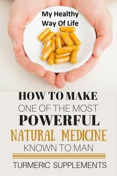 TURMERIC IS THE MOST VERSATILE NATURAL MEDICINE
