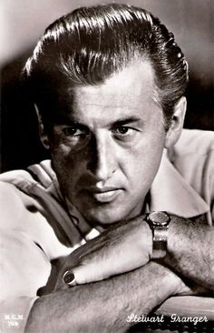 Leading Men of the 1940s | Stewart Granger photo StewartGrangerDutchpostcardbyFilmph.jpg
