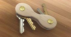 How to Make a Wooden Key Folder | Boys' Life magazine