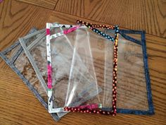 field service tract holders and organizer bea sew original crafts pinterest organizers cards and fields
