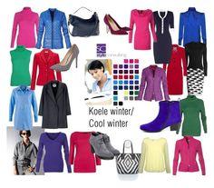 """""""Koele winter/ cool winter."""" by roorda on Polyvore featuring mode, MM6 Maison Margiela, River Island, Hogan en Manolo Blahnik"""