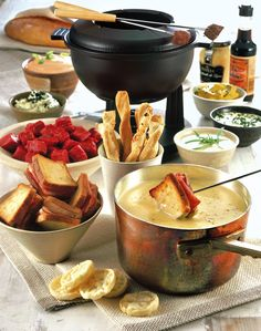 La fondue bourguignonne 2