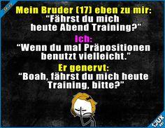Neuer Bruder gesucht! x.x #peinlich #deutsch #Jugend #Humor #lustigeSprüche #Jugendsprache #Memes #Deutschland #sprechen #Geschwister
