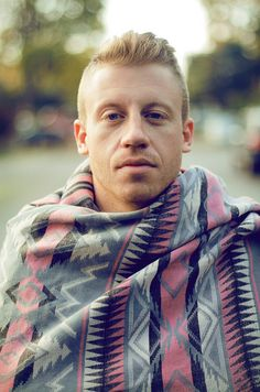 Macklemore, born June 19th, is a Gemini near the cusp of Cancer.  Gemini's ability to communicate effectively and think quickly enhances any rapper's natural ability.