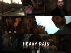 HEAVY RAIN Wallpaper by ~Birdie94jb on deviantART