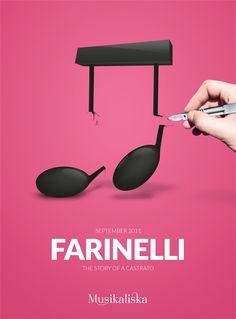 Farinelli  The history of a castrato.