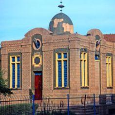 De Ark des verbond in Ethiopië