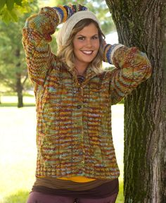 SALE! October Sky Button Sweater