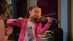 Maddie Ziegler on Austin & Ally 'Homework & Hidden Talents'