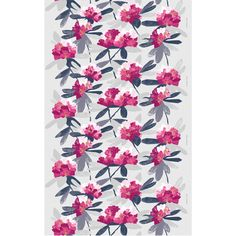Gorgeous Alppiruusu (Rhododendron) fabric makes your home bloom. Machine-washable cotton, two colours. Read more and order as much fabric as you need. Modern Colors, Dark Colors, Light Colors, Colours, 60 Degrees, Fade Color, Building A New Home, Scandinavian Interior, Piano