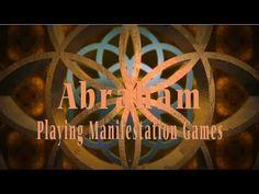 Abraham Hicks ~ Playing Manifestation Games